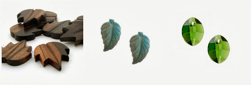 Top Ten Fall Leaf Beads