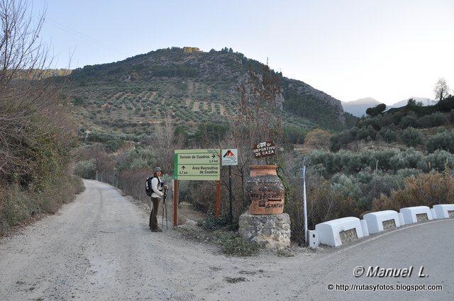Adelfal de Cuadros - Las Viñas - Torreón de Cuadros