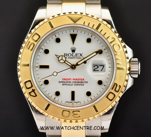 Nơi Thu mua đồng hồ Rolex Yacht Master