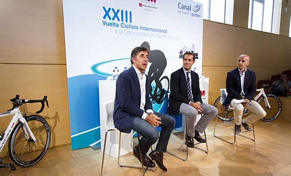 XXIII Vuelta Ciclista Internacional a la Comunidad de Madrid Sub-23