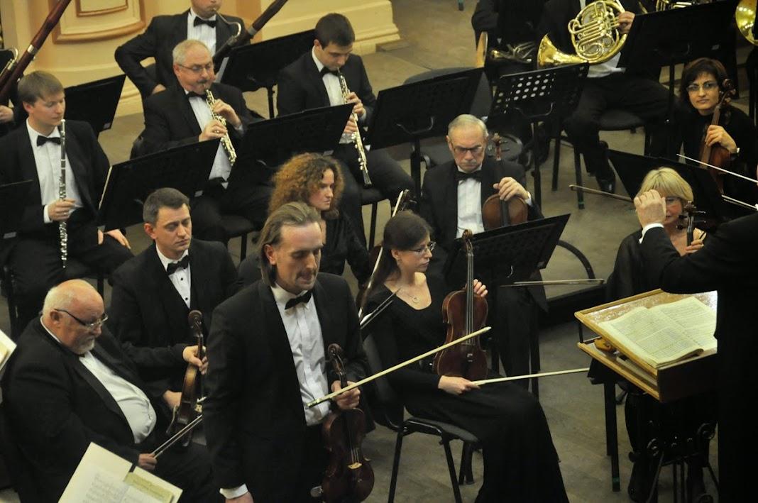 2014 12 04 В шану Маестро Миколі Колессі