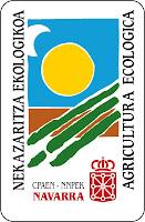 Logotipo agricultura ecológica CPAEN