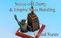Statue of Liberty -United States-
