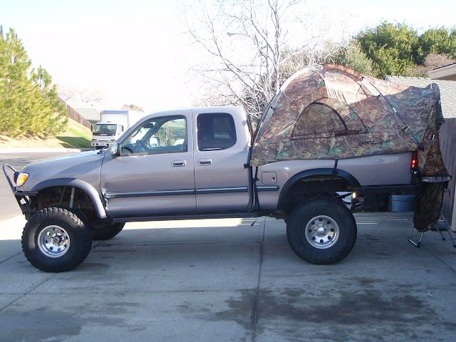 Sportz Truck Bed Tent From Napier Camo Pirate4x4 Com