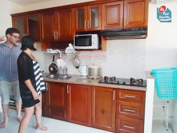 0939506439 CHDV Lotus Apartment 1 phong ngu tien nghi co ban cong chi 500USD