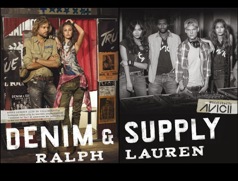 Ralph Lauren Denim & Supply, campaña PV 2014