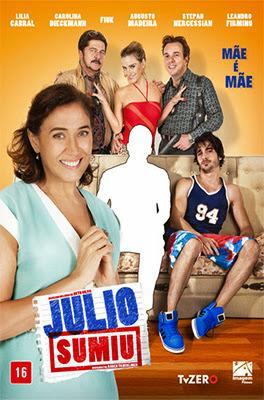 Baixar Julio Sumiu DVDRip Nacional Download Grátis