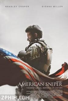 Lính Bắn Tỉa Hoa Kì - American Sniper (2014) Poster