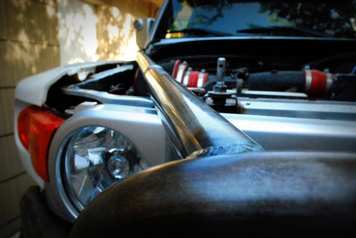FJC Long Travel Build: 3Link Rear w/ Coilovers, Camburg, and