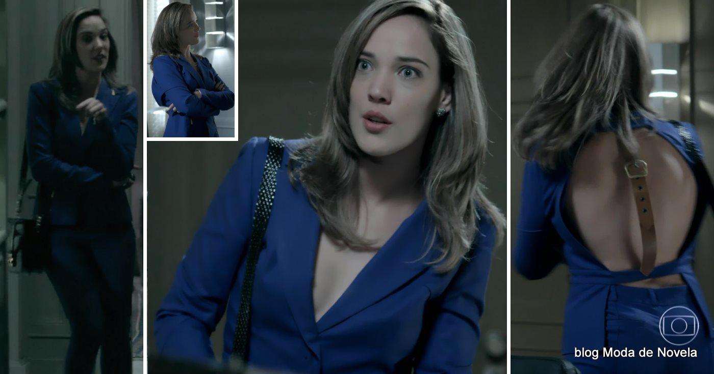 moda da novela Império, look da Amanda dia 4 de outubro