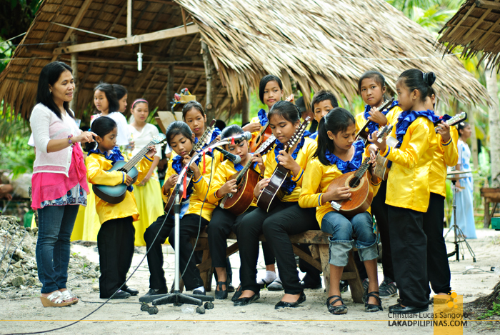 Rondalla at Matnog's Subic Beach