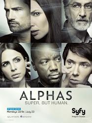 Alphas Season 2