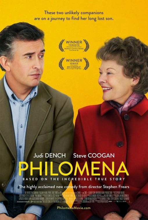 Poster Of English Movie Philomena (2013) Free Download Full New Hollywood Movie Watch Online At Alldownloads4u.Com