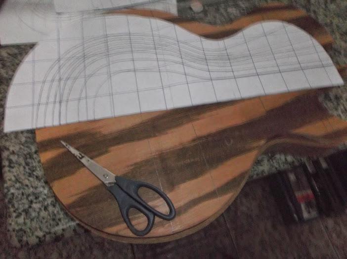 Construção inspirada Les Paul Custom, meu 1º projeto com braço colado (finalizado e com áudio) - Página 3 DSCF1274