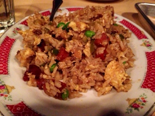 Patois dirty fried rice
