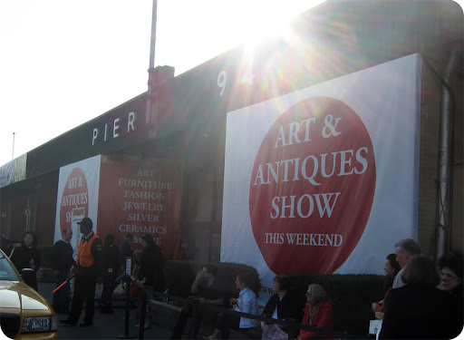 2012 New York City Art & Antiques Show