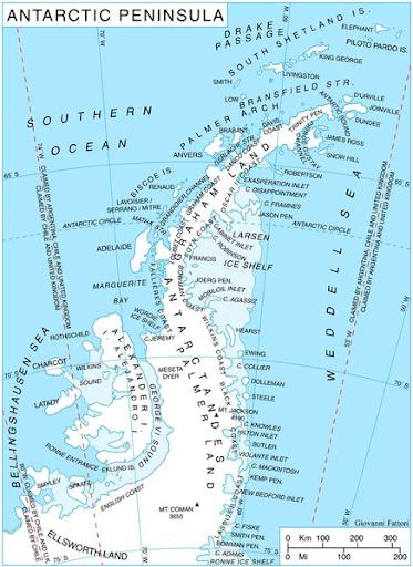 península_antártica_y_plataforma_Larsen
