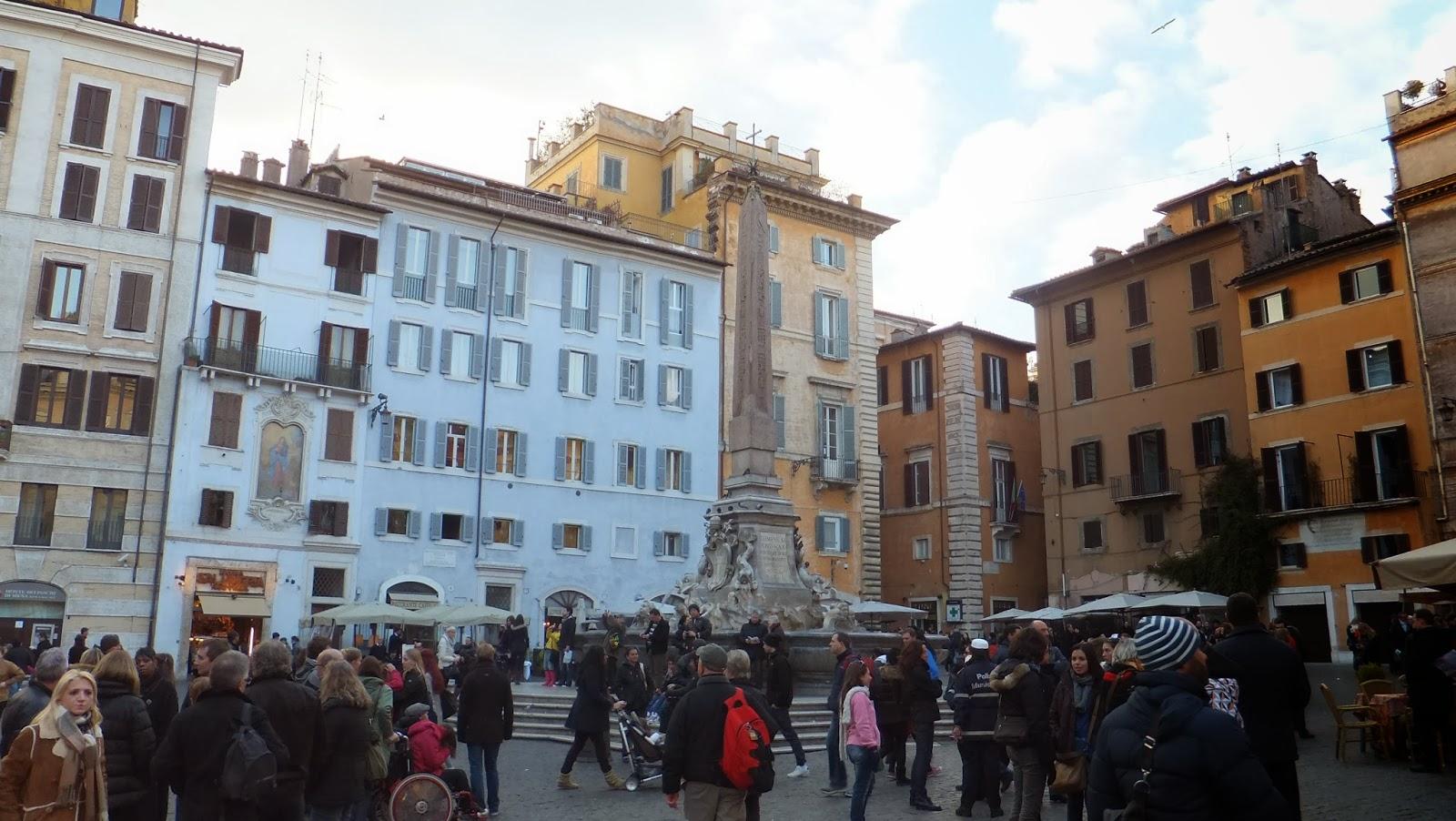 Piazza della Rotonda, Roma, Italia, Elisa N, Blog de Viajes, Lifestyle, Travel