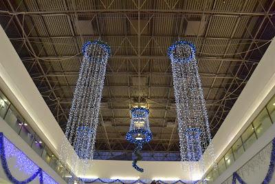 16-07-2013 - By Scott Campbell (+44) 0774 296 870 - Cumbernauld Christmas Lights Switch On, 2013, at Cumbernauld Town Centre; Cumbernauld Shopping Centre lights (1).
