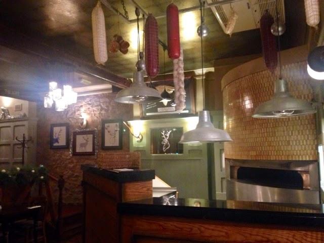 inside the bradgate pub