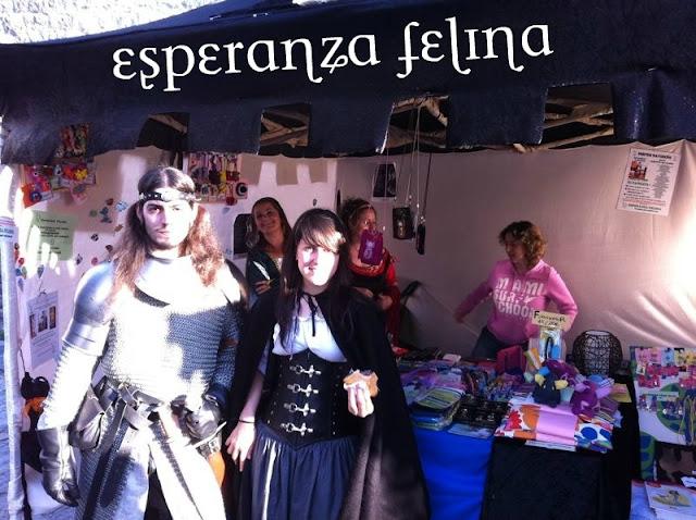 Esperanza Felina en el mercado Medieval de Vitoria  La%252520foto%2525205