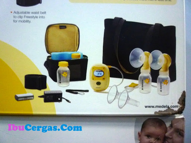 {focus_keyword} Brand New Medela Freestyle - Very2 hot Item  P1080072