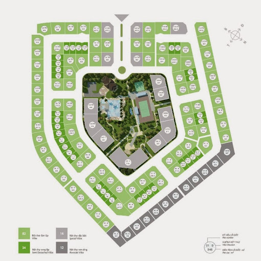 Biệt thự Ecopark Vườn Mai