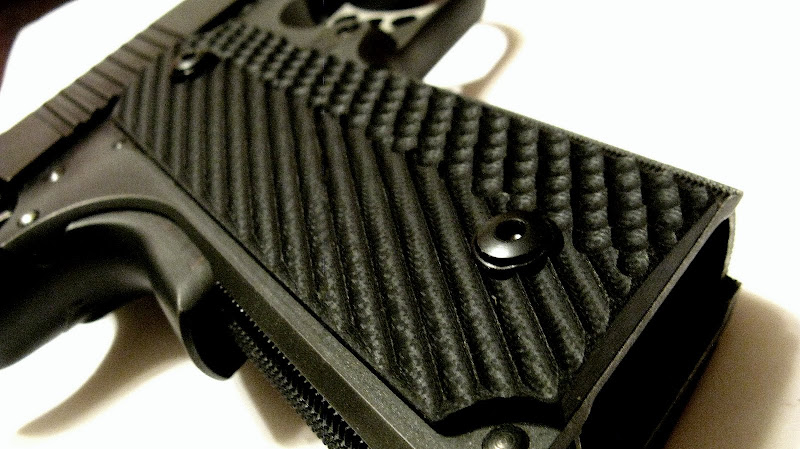 VZ Operator 2 Grips (Slim Profile) - Vid/Pics Review