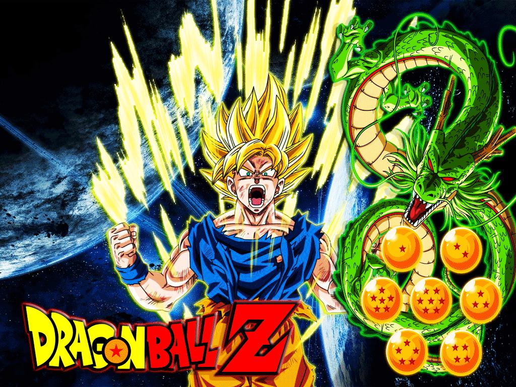 Son Goku De Dragon Ball Z Fondo De Pantalla Super Saiyan: Gallery Dbz Wallpapers Goku