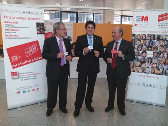 Nueva oficina de gestión de la Tarjeta Transporte en Alcorcón