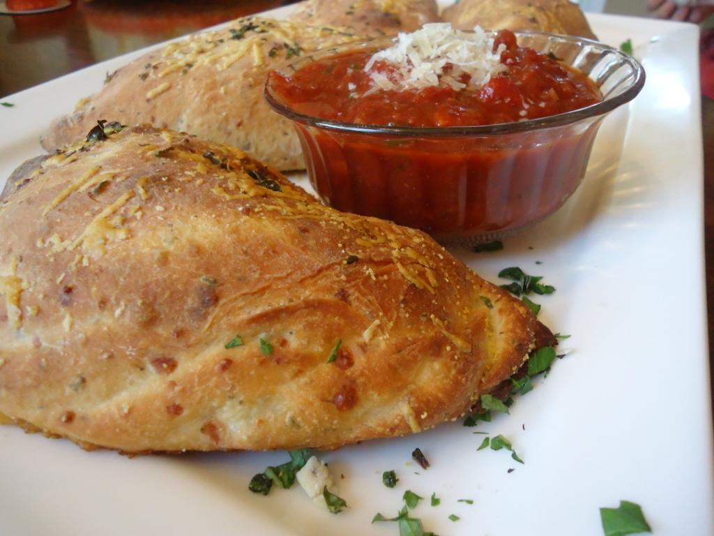 Menu Musings of a Modern American Mom: Italian Sausage Calzones with ...