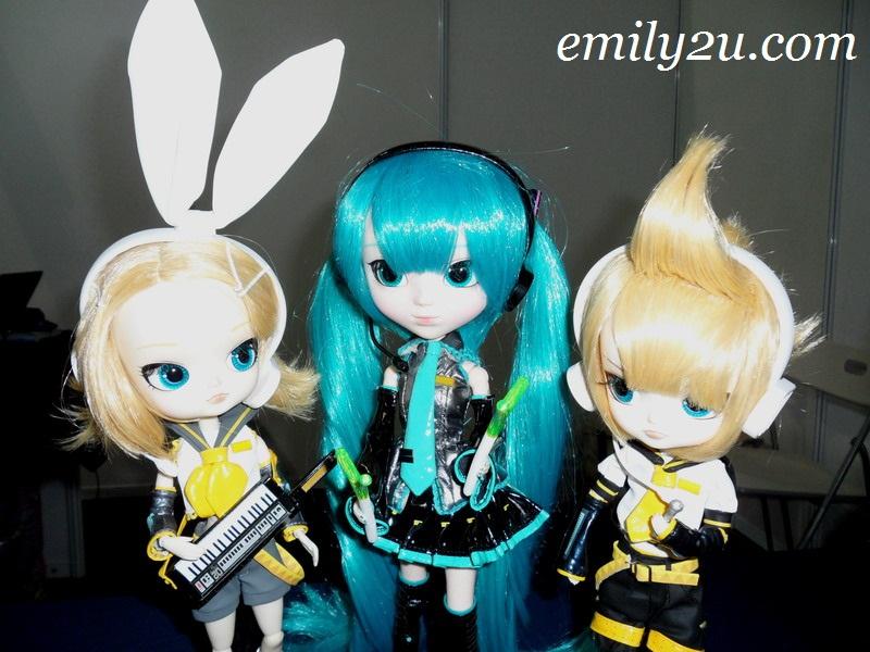 Pullip x Vocaloid