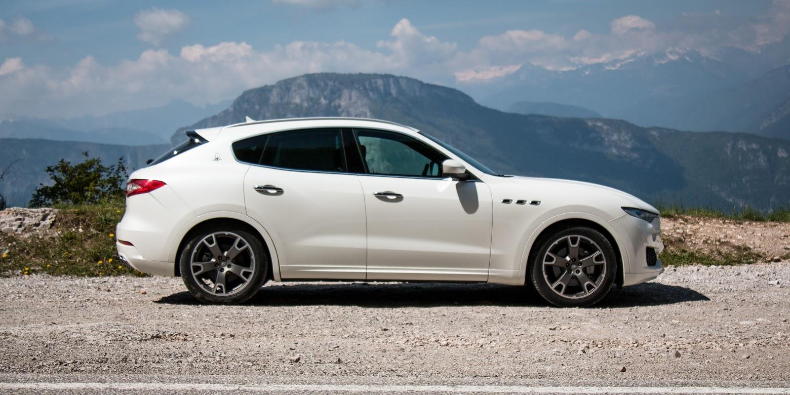 Có nhiều nét tương đồng trong thiết kế của Levante với Porsche