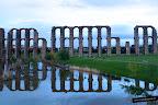 Foto del Acueducto de los Milagros