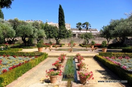 Jardines del Alcázar de Jerez