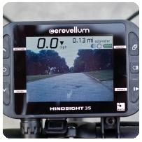 видеокамера заднего вида для велосипеда
