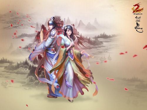 Thiên Long Bát Bộ 2 công khai loạt hình nền mới 6