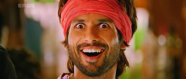 Screen Shot Of Hindi Movie R… Rajkumar (2013) Download And Watch Online Free at alldownloads4u.com