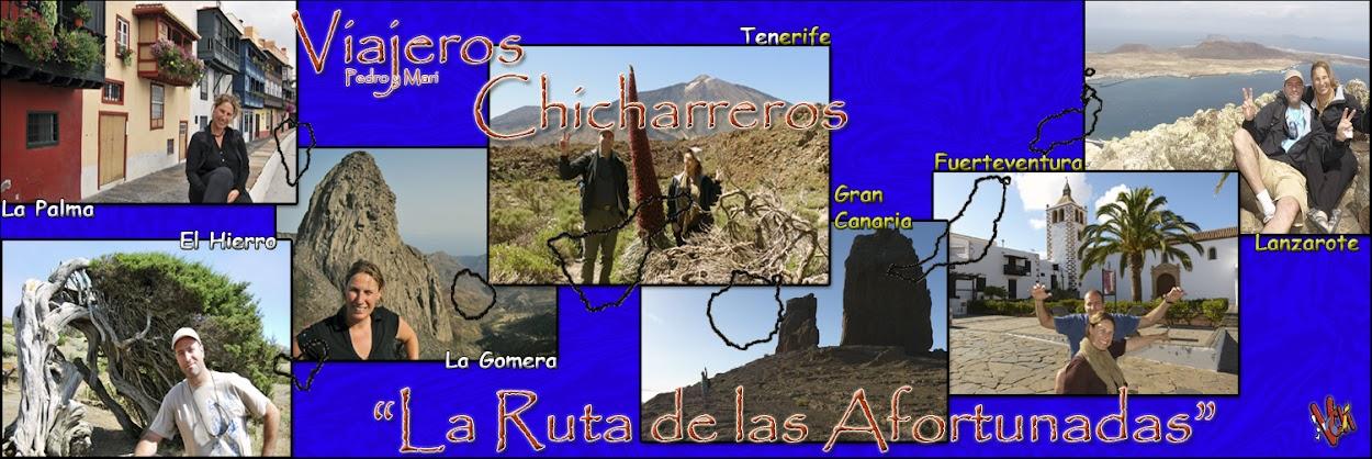 Viajeros Chicharreros en las Islas Canarias