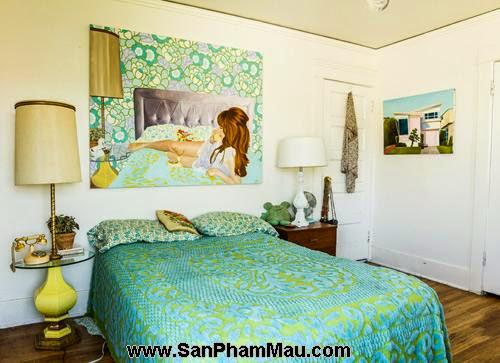 10 cách trang trí phòng ngủ tươi vui-6