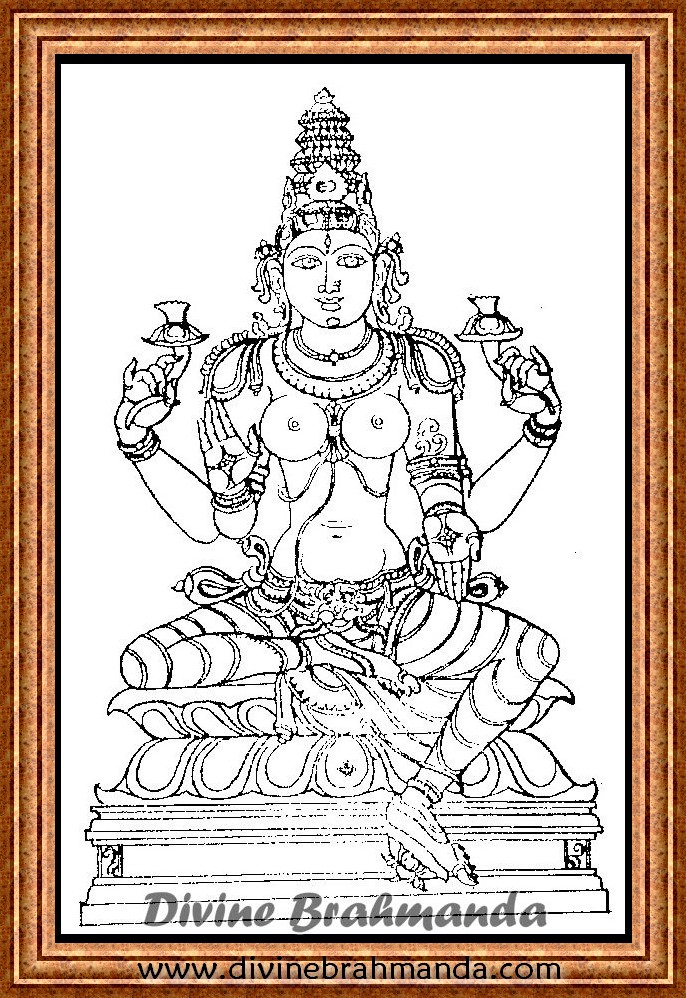Soundarya Lahari Sloka, Yantra & Goddess For Victory In Financial Matters & Legal Disputes - 76