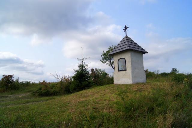 Na Węgierskim Szlaku, Jaśliska, Jaśliski Park Krajobrazowy,
