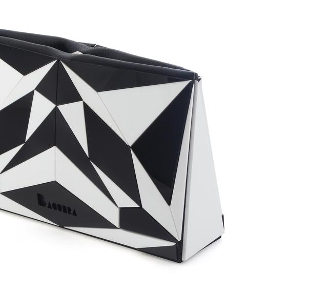 *「立體幾何拼接」BAGUERA:設計師Branca Cuvier的手拿包! 9