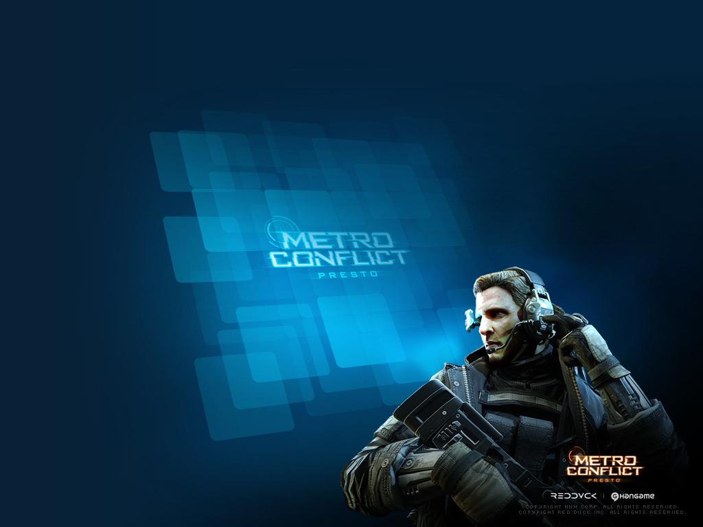 Hình nền đẹp về các nhân vật trong Metro Conflict - Ảnh 4