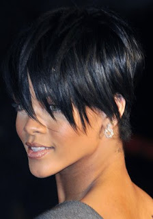 Rihanna hairstyle Photo Gallery - Girls Hairstyle Ideas