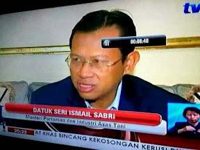Terkini! RTM Silap Letak Jawatan Menteri