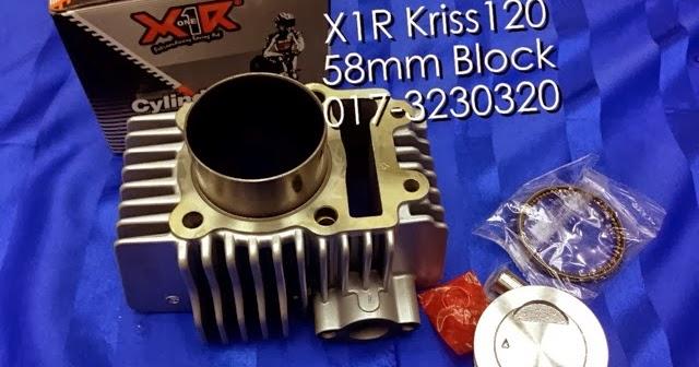 Kriss 120 Original Carburator