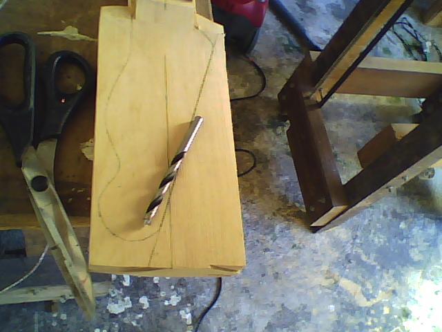 Construção guitarra telecaster, meu 1º projeto bolt on. Finalizado e com vídeo Imagem+046