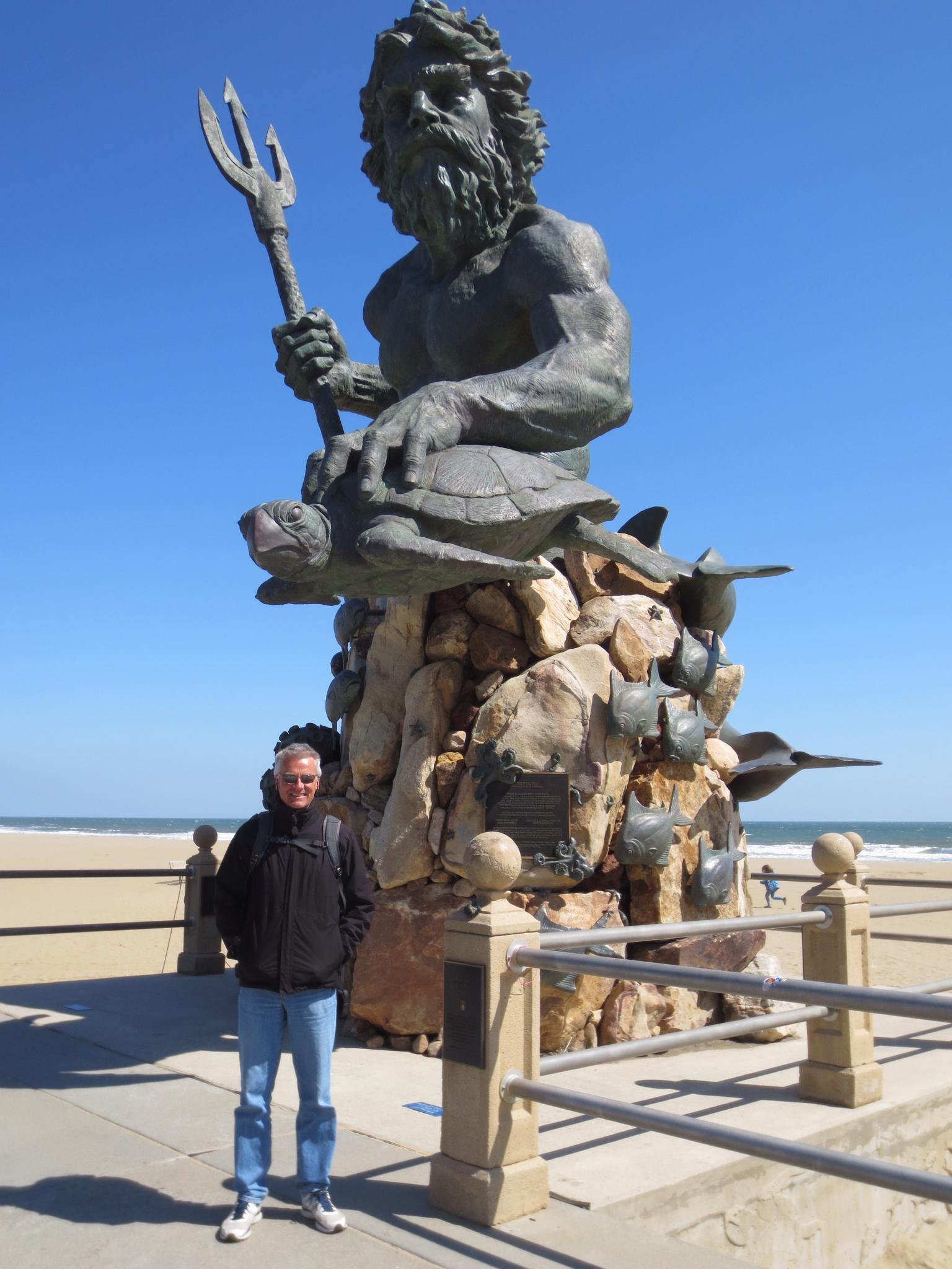Virginia Beach King Neptune Festival The Best Beaches In World
