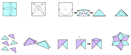 Swell 3D Origami Star Diagram Wiring Diagram Wiring Cloud Tziciuggs Outletorg
